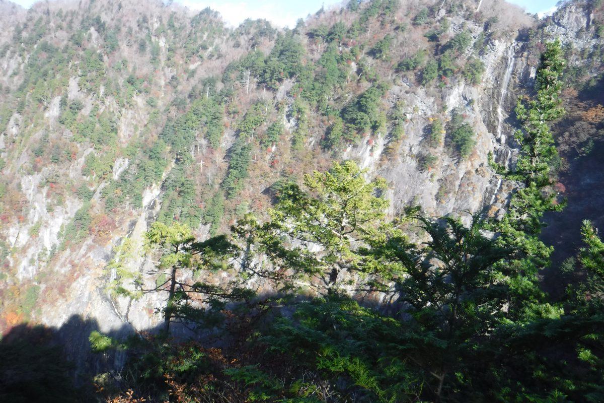 体験山行・シオカラ谷
