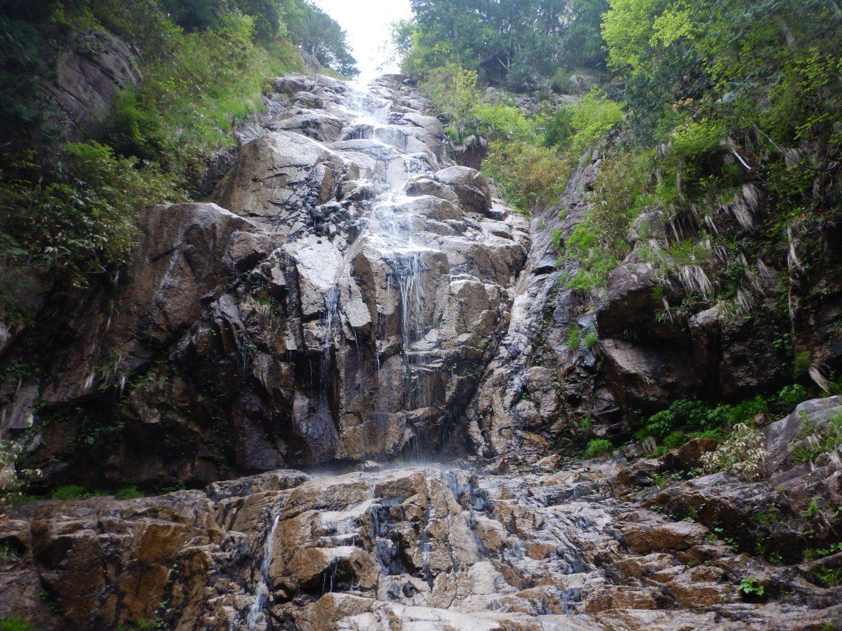 東多古知谷 百間滝