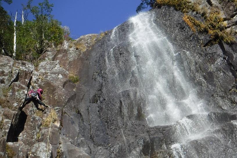 南紀 熊野川・天瀬谷ほしやわた滝