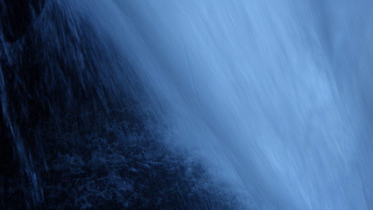 比良 明王谷~奥の深谷